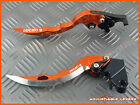 Ducati S2R 1000 2006 - 2008 CNC Long Blade Adjustable Brake Clutch Levers