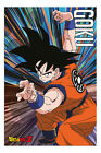 Poster - Dragon Ball Z Goku Jump Poster New - Maxi Size 36 x 24 In