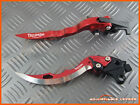 Triumph TIGER 1200 EXPLORER 12-17 CNC Long Blade Adjustable Brake Clutch Levers