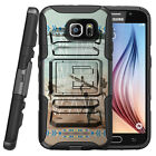 Samsung Galaxy S7 | Rugged Armor Series Impact Hard Rubber Cover + Belt Clip