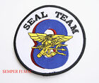 SEAL TEAM 8 HAT PATCH US NAVY VETERAN GIFT PIN UP Little Creek VA USS USN WOW