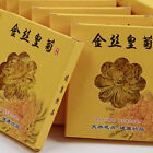 Organic Golden Chrysanthemum Tea Giant Yellow Chrysanthem Flower Tea 1 Bag/1 cup