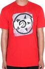 $25 UNIT RIDERS STROKE 2.0 T SHIRT RED TEE MOTO BMX FMX MEDIUM LARGE XLARGE #33
