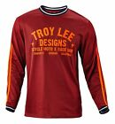 NEW 2016 TROY LEE DESIGNS TLD SUPER RETRO MTB DH MX JERSEY MAROON ALL SIZES