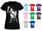 Womens Michael Jackson King Of Pop Icon T-shirt NEW UK 6-20