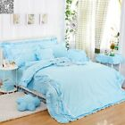Mystic Matching Pieces Queen Quilt/Duvet/Doona Cushion Cover Set 100% New Cotton