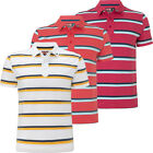 CLEARANCE!! Callaway  X Series Bold Brushed SS Opti-Stretch Mens Golf Polo Shirt
