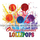 ORIGINAL GOURMET* Individual Candy Pops LOLLIPOPS Various Flavors *YOU CHOOSE*