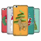 HEAD CASE DESIGNS ORIGAMI XMAS HARD BACK CASE FOR HTC ONE X9