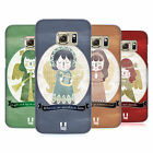 HEAD CASE DESIGNS CHRISTMAS ANGELS HARD BACK CASE FOR SAMSUNG GALAXY S7 EDGE