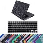 MacBook Pro 13 Inch Hard Case + Keyboard Cover for Apple Model: A1278 Non-Retina