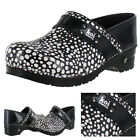 Sanita Lindsey Lava Women's Professional Koi Clogs Comfort Shoes