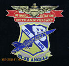 BLUE ANGELS 2012 PATCH US MARINES 100TH ANNIVERSARY NAVY USS NAS MCAS C-130 F18