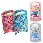 6 X 1st Birthday Party Baby Shower Favor Boxes Gift Bags Birthday Party Decor