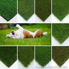 Artificial Grass Astro Turf Realistic Natural Green Lawn Garden CHEAPEST ON EBAY