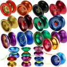 2016 Aluminum Cool Professional YoYo Ball Bearing String Trick Alloy Kids Toys