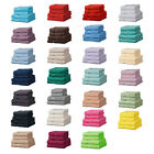 Linens Limited Supreme 100% Egyptian Cotton 500gsm 4 Piece Guest Towel Set