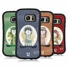 HEAD CASE DESIGNS CHRISTMAS ANGELS HYBRID CASE FOR SAMSUNG GALAXY S7