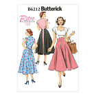 NEW Butterick Retro Butterick Sewing Pattern | B6212 | Misses' Dress | FREE POST