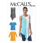 NEW | McCall's Sewing Pattern | M7196 | Misses' Tops and Tunics | FREE SHIPPING
