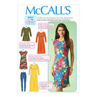 McCall's Learn to Sew for Fun Pattern M7122 Misses Tunic, Dresses & Leggings