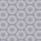 LAKE HOUSE DAISY GREY BLENDER 100% COTTON QUILT SEWING FABRIC *Free Oz Post