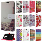 For LG Stylo 2 LS775 Premium Leather Wallet Case Pouch Flip Phone Cover