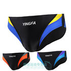 YINGFA Mens professional training competition swimwear briefs 9462