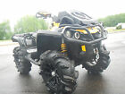 NO RESERVE CAN AM OUTLANDER 1000 XMR X MR 4X4 ATV USED BIKE LOADED LOW MILES