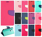 For LG G5 Premium Leather 2 Tone Wallet Case Pouch Flip Cover Accessory