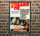 Judy Garland - Wizard of Oz - Vintage Lobby Card Print Poster Film Classic Movie