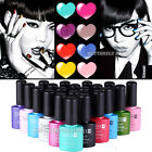 Hot 10ml Soak-off Gel Nail Polish Long-lasting Base Top Coat Primer UV LED Lamp