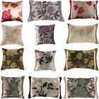 Scatter Box Wisteria Floral Jacquard Filled Cushion