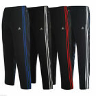 adidas ESSENTIALS CLIMALITE TRACK PANTS BOTTOMS JOGGERS SIZE S M L XL XXL