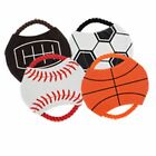 Sports Rope Flying Disk Dog Toys Themes Football Baseball Soccer Basketball