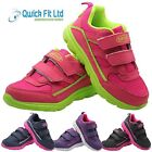 NEW GIRLS ULTRA LIGHTWEIGHT TRAINERS KIDS TRAINERS SCHOOL MESH SHOES BOOTS SIZE