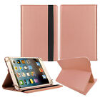 """UK Universal Case For Samsung Galaxy Tab A A6 7"""" 8"""" 10.1"""" Tablet Leather Cover"""