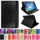 "Universal Folio Leather Flip Case Cover For Android Tablet PC 7"" 9/10/10.1"" inch"