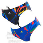 NWT YINGFA Mens Swimwear training racing swim briefs 9604