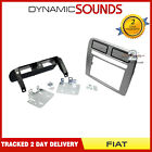 CT23FT28 Fiat Grande Punto 2005-2009 (LHD) Double Din Car Stereo Fascia Adaptor