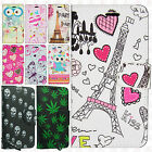For Samsung Galaxy Express 3 Premium Leather Wallet Case Pouch Flip Phone Cover