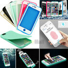2016 Waterproof Shockproof Rubber Defender TPU Case Cover For iPhone 6 6S Plus