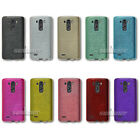 Brushed-Color TPU Gel Skin Case Cover for LG G3 D850/ D856 / F400S/ D855 / LS990