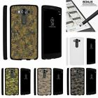 For LG V10| LG G4 Pro| Slim Fit Hard 2 Piece Case Abstract Camouflage