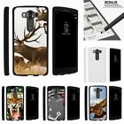 For LG V10| LG G4 Pro| Slim Fit Hard 2 Piece Case Fierce Animals