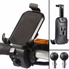 Motorcycle M10 Stud Ball Bike Mount + Universal One Holder for Samsung Galaxy S5