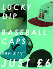 New Mens Designer Voi Jeans Lucky Dip Basecap Hats - Random Styles And Colours!