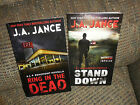 Ja jance pk of 2 novellas Stand down and bring in the dead