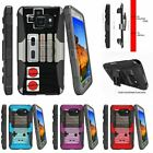 For Samsung Galaxy S7 Active G891A Rugged Holster Clip Stand Case Gaming