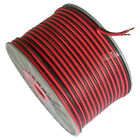 100mts 2 CORE RED AND BLACK 12 VOLT CABLE 3 AMP CAR AUTO BOAT OR SPEAKER WIRE